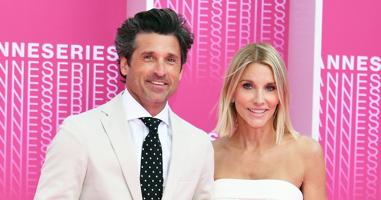 Patrick Dempsey Adorably Plugs His Wife's New Vibrating Face Tool