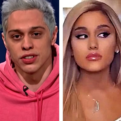Pete Davidson Begs Ariana Grande's Fans to Stop Goading Him Toward Suicide … and Ariana Responds