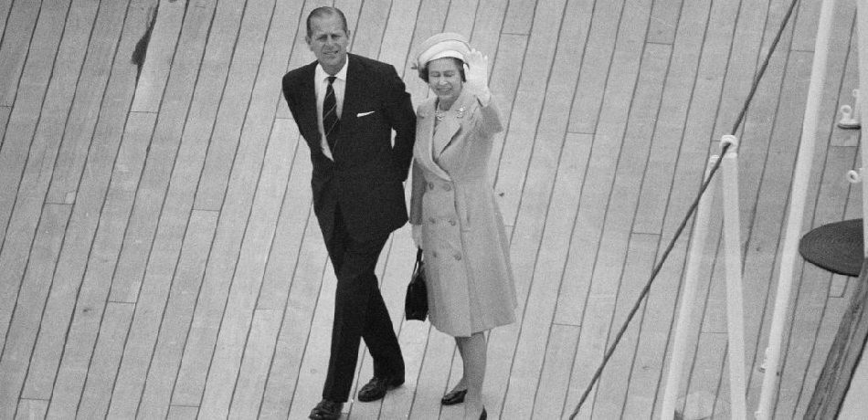 Queen Elizabeth, At 13, Swooned Over Prince Philip, 18, Which Amused Him