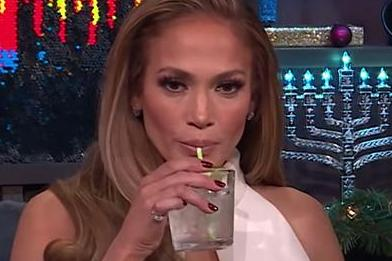 Jennifer Lopez reveals she once had SEX in her trailer while playing boozy game