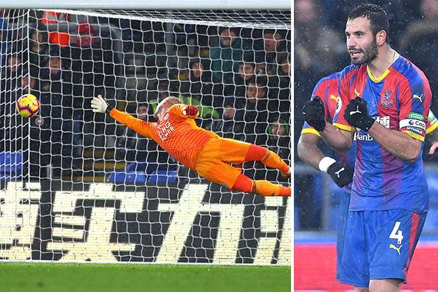Luca Milivojevic's stunner settles it as Crystal Palace move further away from danger