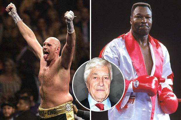 Tyson Fury is most skilful heavyweight since Larry Holmes in 1970s, he deserves all praise he gets