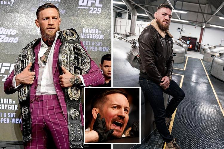 Conor McGregor never spends money because expensive clothes and cars are given to him, reveals coach John Kavanagh
