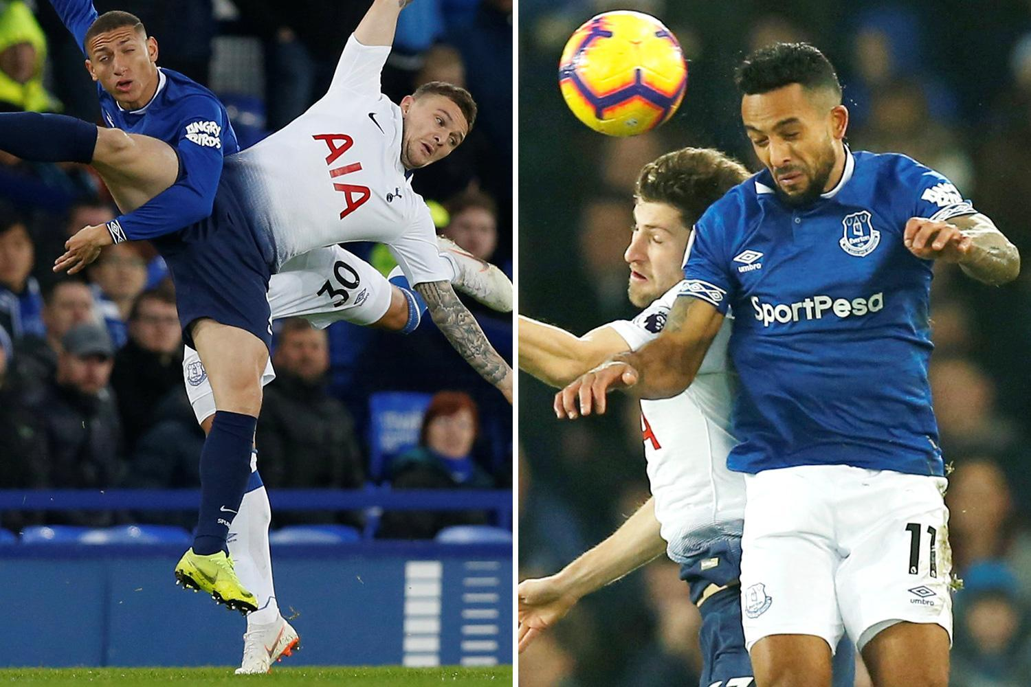 Everton 1-3 Tottenham LIVE SCORE: Son, Alli and Kane secure stunning turnaround to give Spurs commanding lead