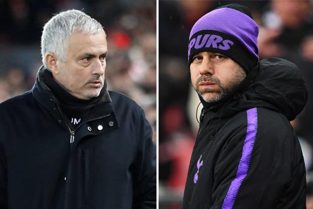 Man Utd and Tottenham's horror fixture list pile-up could dent top-four hopes