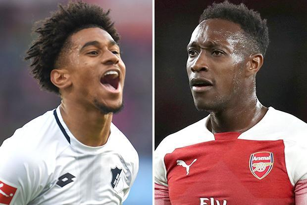 Ruthless Arsenal to axe Danny Welbeck next summer as Unai Emery makes room for Reiss Nelson return