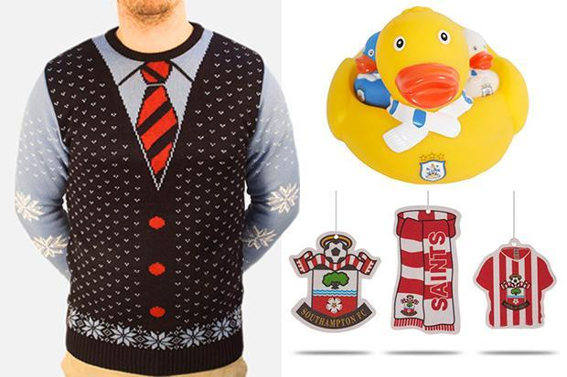 From tape measures to singing pens… the worst Premier League stocking fillers of 2018 that you can buy