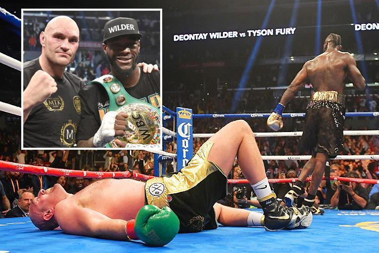 Tyson Fury and Deontay Wilder to be granted an instant rematch by WBC after controversial draw