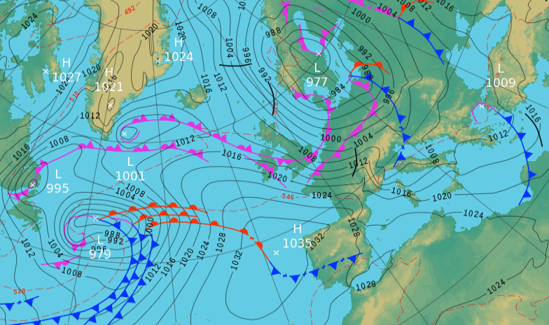 Sunday's UK weather forecast – another breezy day with sunny and bright spells for most of the UK