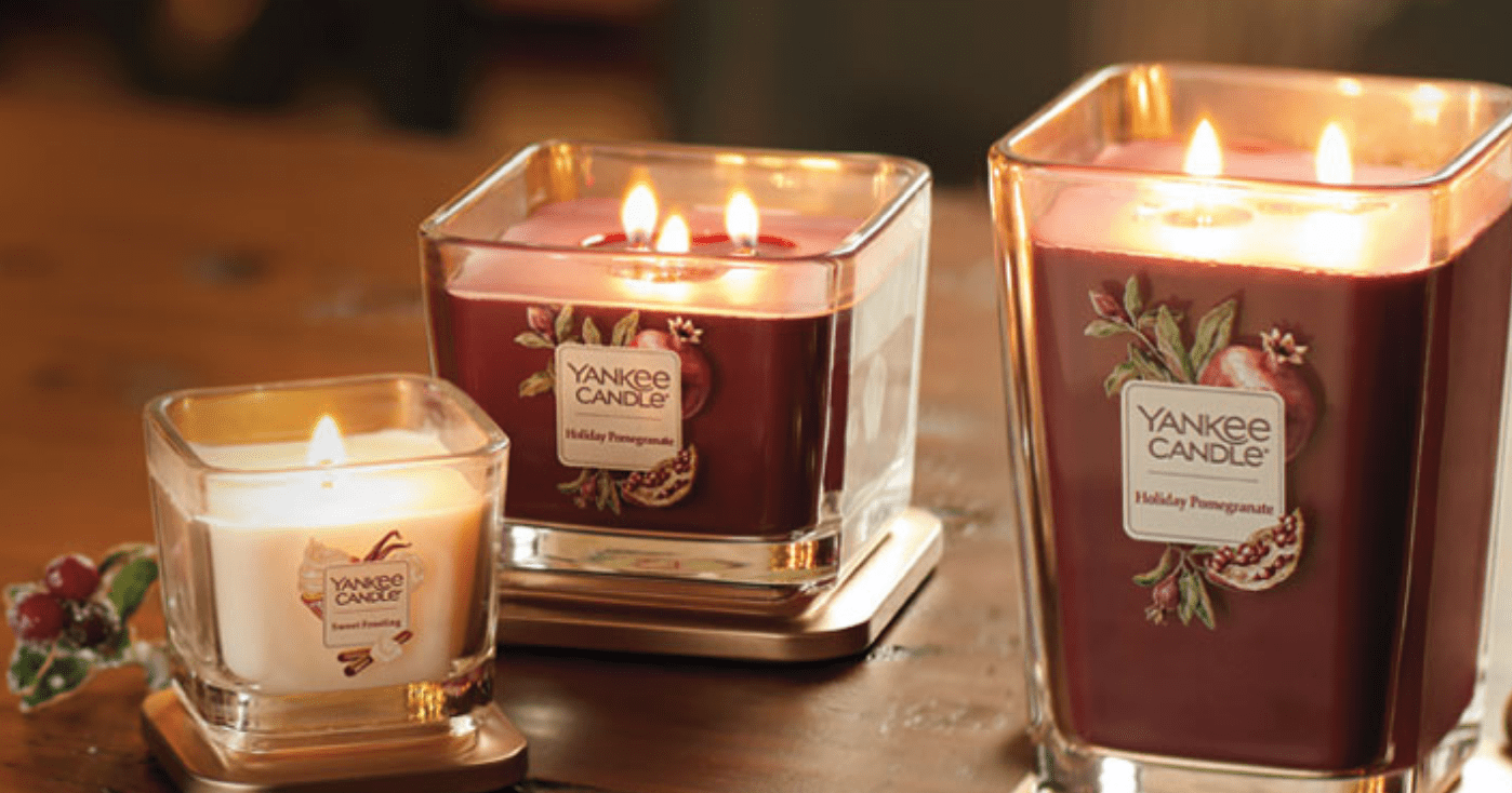 We're Giving Our Homes A Festive Feel Thanks to this Yankee Candle Sale
