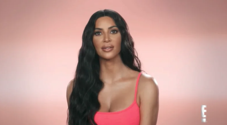Kim Kardashian Defends Kanye West's Slavery Comments: 'He Never Said That'