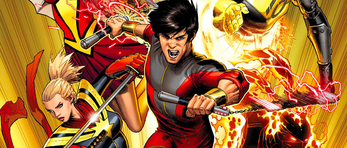 Marvel Studios Making 'Shang-Chi' Movie, Which Will Feature Their First Asian Protagonist