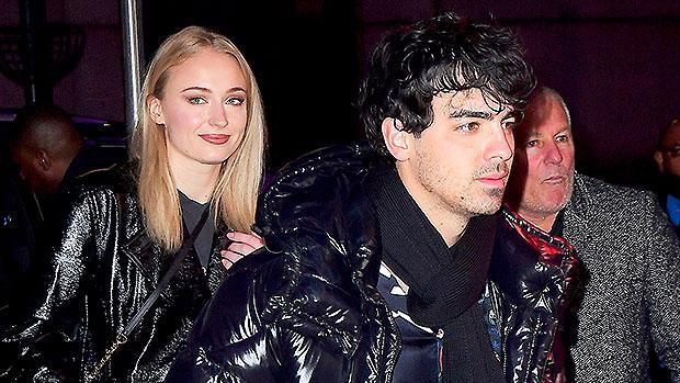 Sophie Turner Cuddles Up To Joe Jonas During Knicks Game As Nick Jonas Sits Alone — Where's Priyanka?