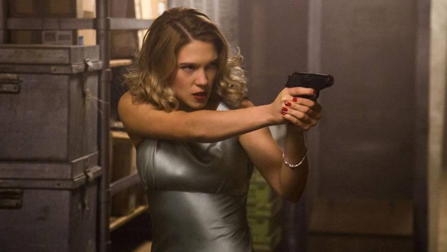 Lea Seydoux Will Return for Bond 25