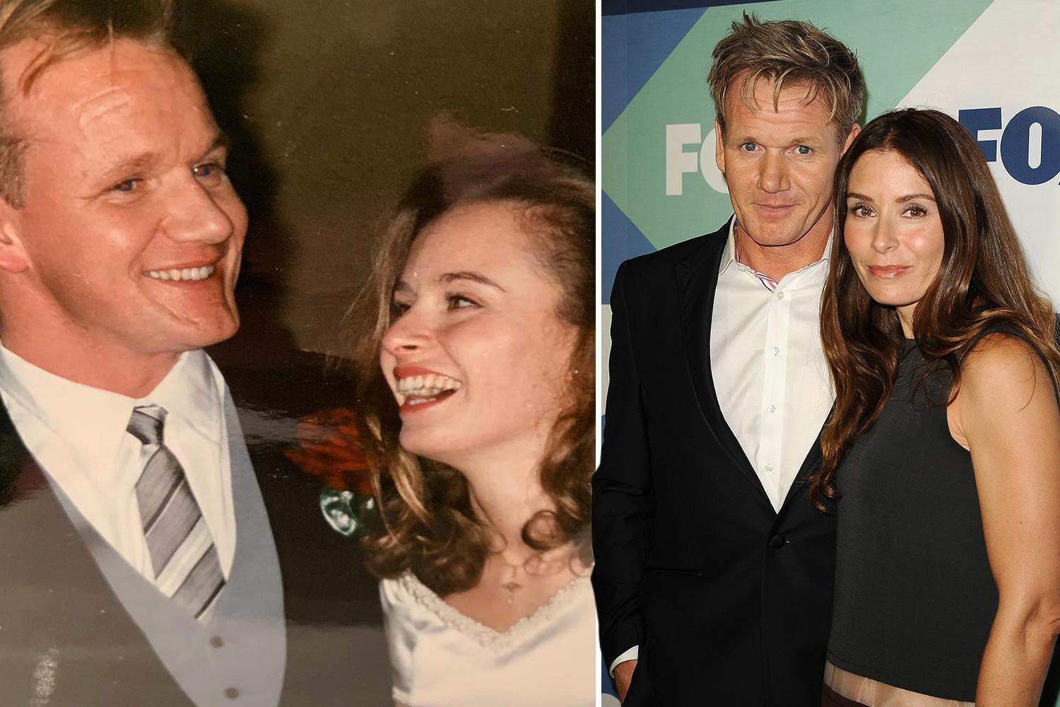 Gordon Ramsay shares amazing throwback snap with wife Tana to celebrate 22nd wedding anniversary