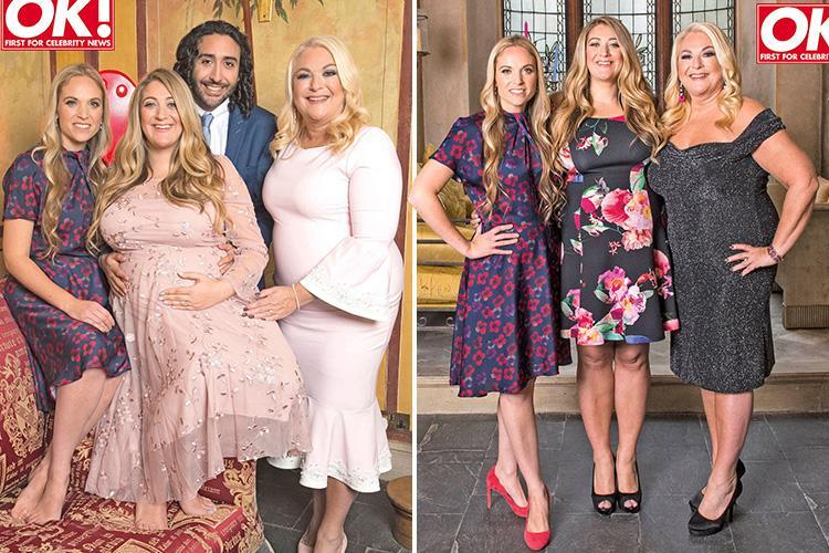 Vanessa Feltz thinks her gastric band has 'slipped' but insists she doesn't regret it