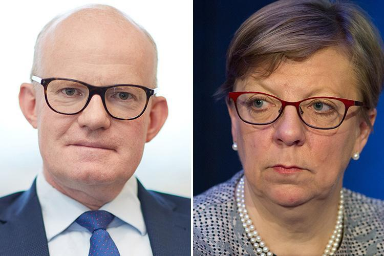 New CPS boss Max Hill vows to cut out the rot after string of rape cases collapsed under Alison Saunders' watch