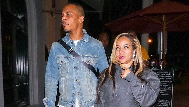 Tiny Shows Off Romantic Christmas Gift From T.I.: See Her Lavish 'Mrs. Harris' Chain Here
