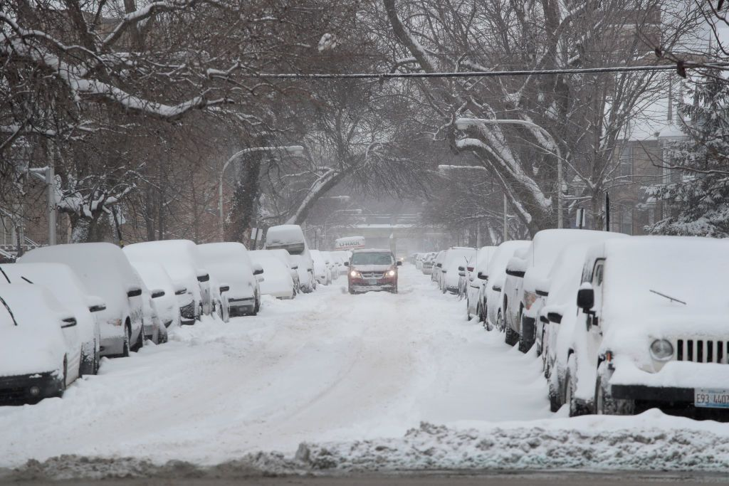 Polar Vortex Threatens US And Canada With Arctic Conditions Over Christmas And New Year