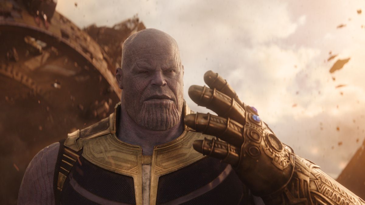 "The Name Of Thanos' Snap Is Officially ""The Decimation,"" According To Marvel"