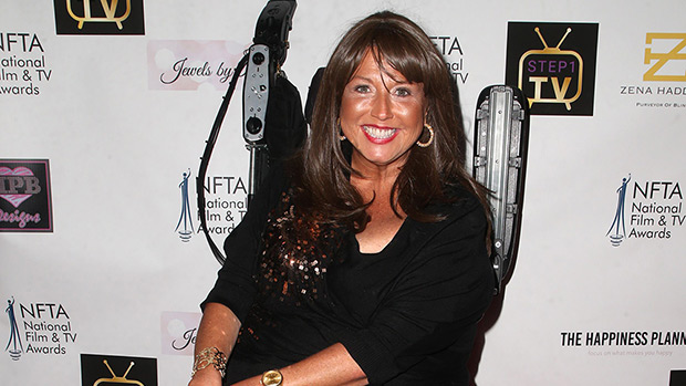 Abby Lee Miller Glows While Posing On The Red Carpet In Her Wheelchair Amid Cancer Battle