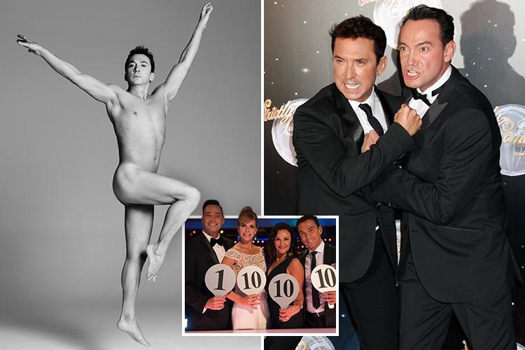 Strictly's Bruno Tonioli calls Craig Revel Horwood 'bitter' for labelling him 'attention seeking' – and brands him less popular