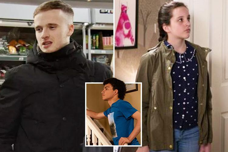 Coronation Street spoilers: Tyler threatens to put Simon Barlow in hospital if Amy doesn't abort his baby
