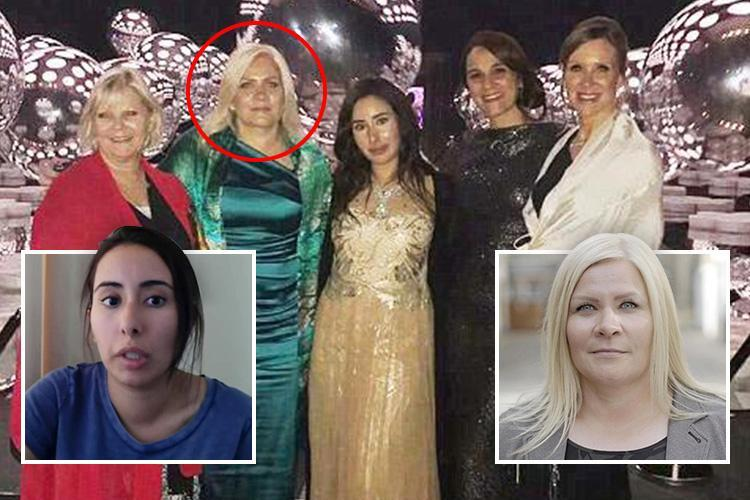 Missing Princess Sheikha Latifa's best friend reveals terrifying moment they were ambushed while fleeing Dubai