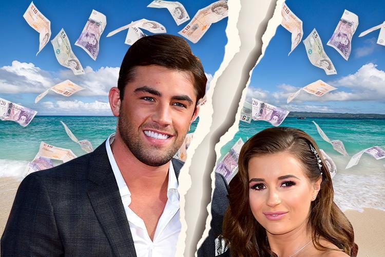 Love Island's Dani Dyer set to DOUBLE earnings following Jack Fincham split – but experts warn they'll lose £1million in couple deals