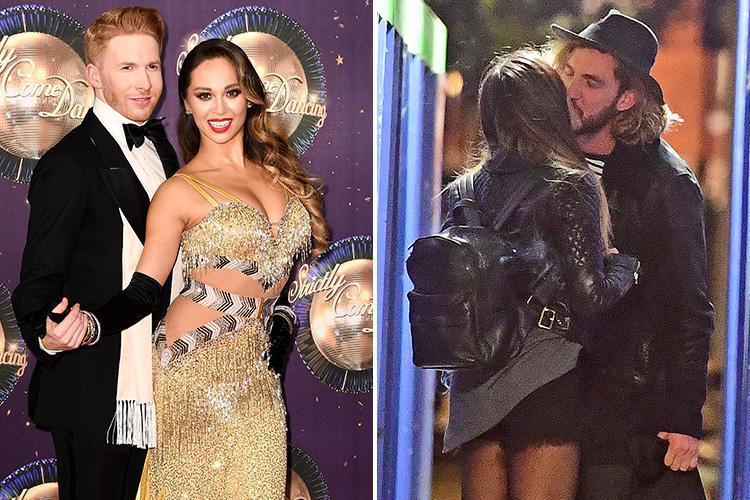 Strictly Come Dancing star Neil Jones has finally stood up to love rat Seann Walsh during show rehearsals after gay jibes