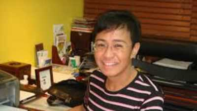 Philippines journalist Maria Ressa promises Rappler will keep reporting