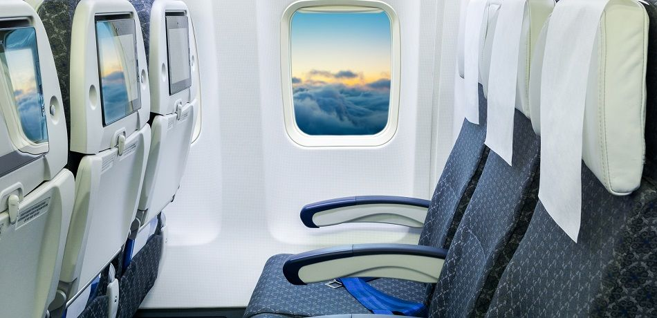 Man Sues Airline For Negligence After Getting His Pinky Finger Stuck In Armrest