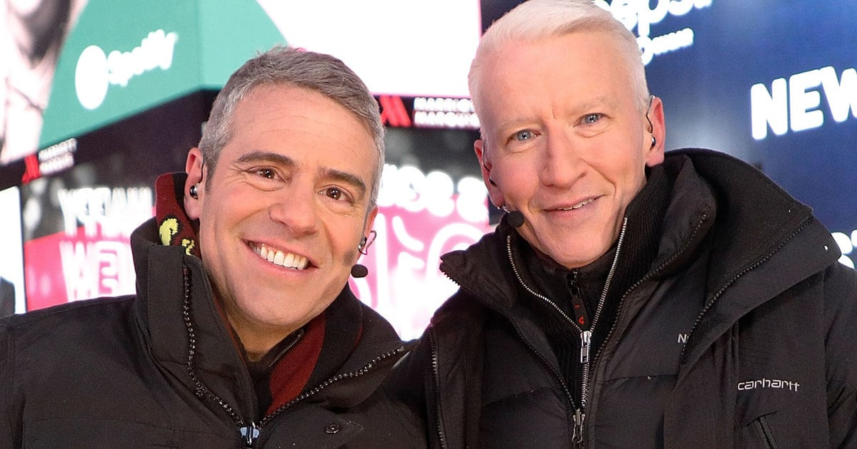 Andy Cohen Recalls 'Offending' Nicole Kidman and Celine Dion on New Year's Eve