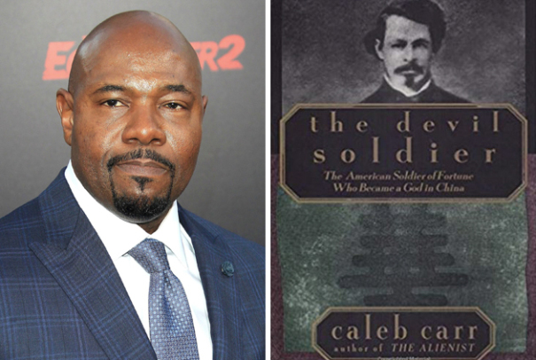 Antoine Fuqua To Develop The Caleb Carr Historical Novel 'The Devil Soldier'