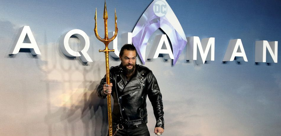 'Aquaman' Kicks Off Opening Weekend With $13.7 Million In Previews