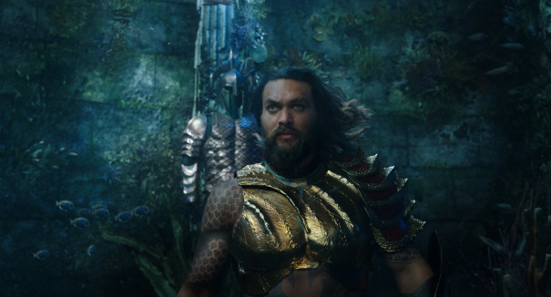 'Aquaman' Dives Into China With $25M Friday; Record Warner Bros & December Bow