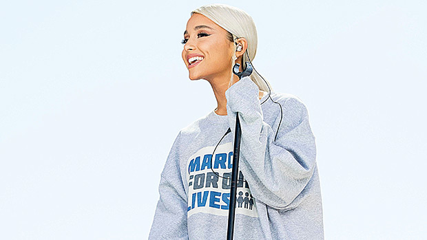 Ariana Grande Fans Freak Over How Different Her Speaking Voice Sounds In New Video – Watch