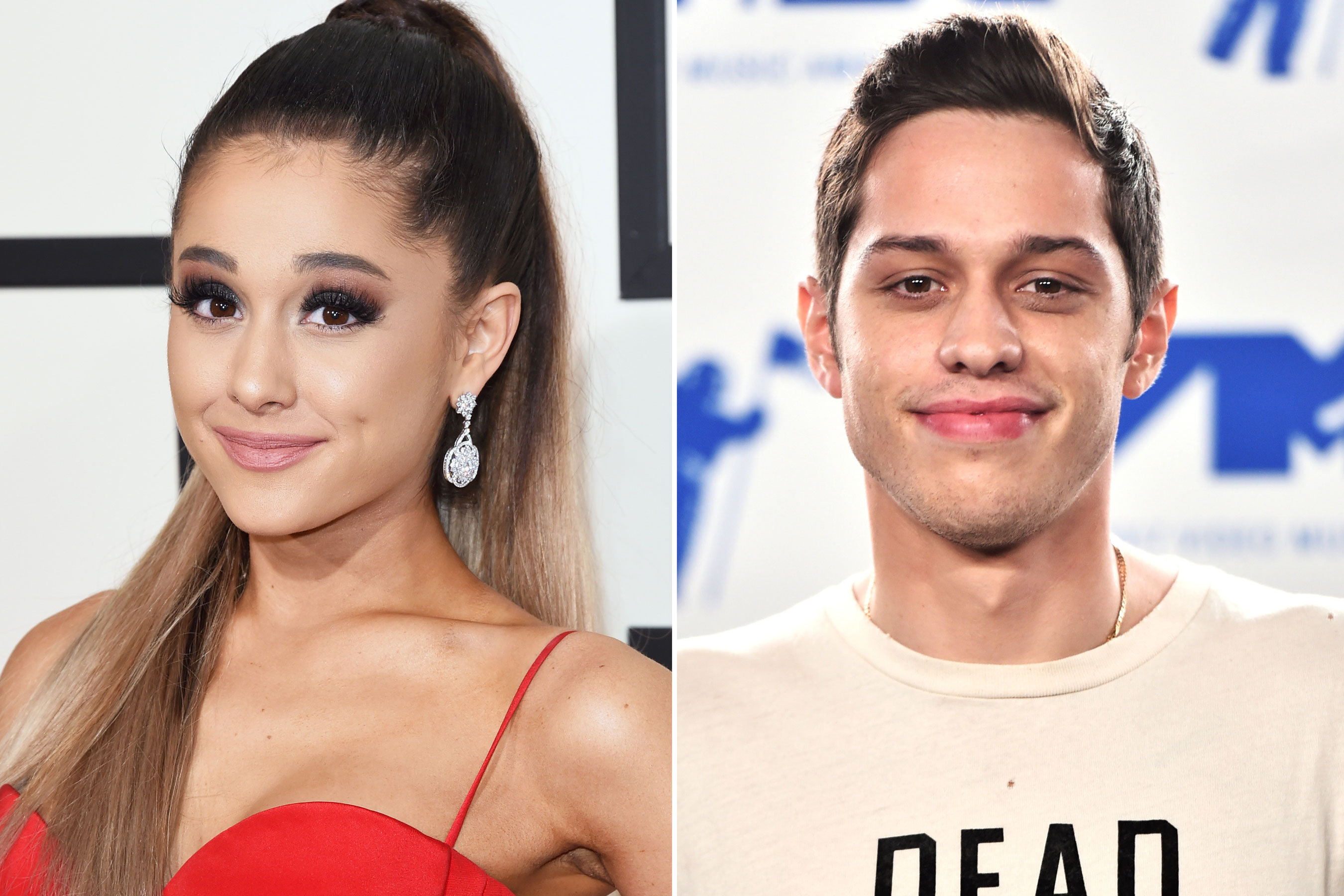 Pete Davidson blocked Ariana Grande after split