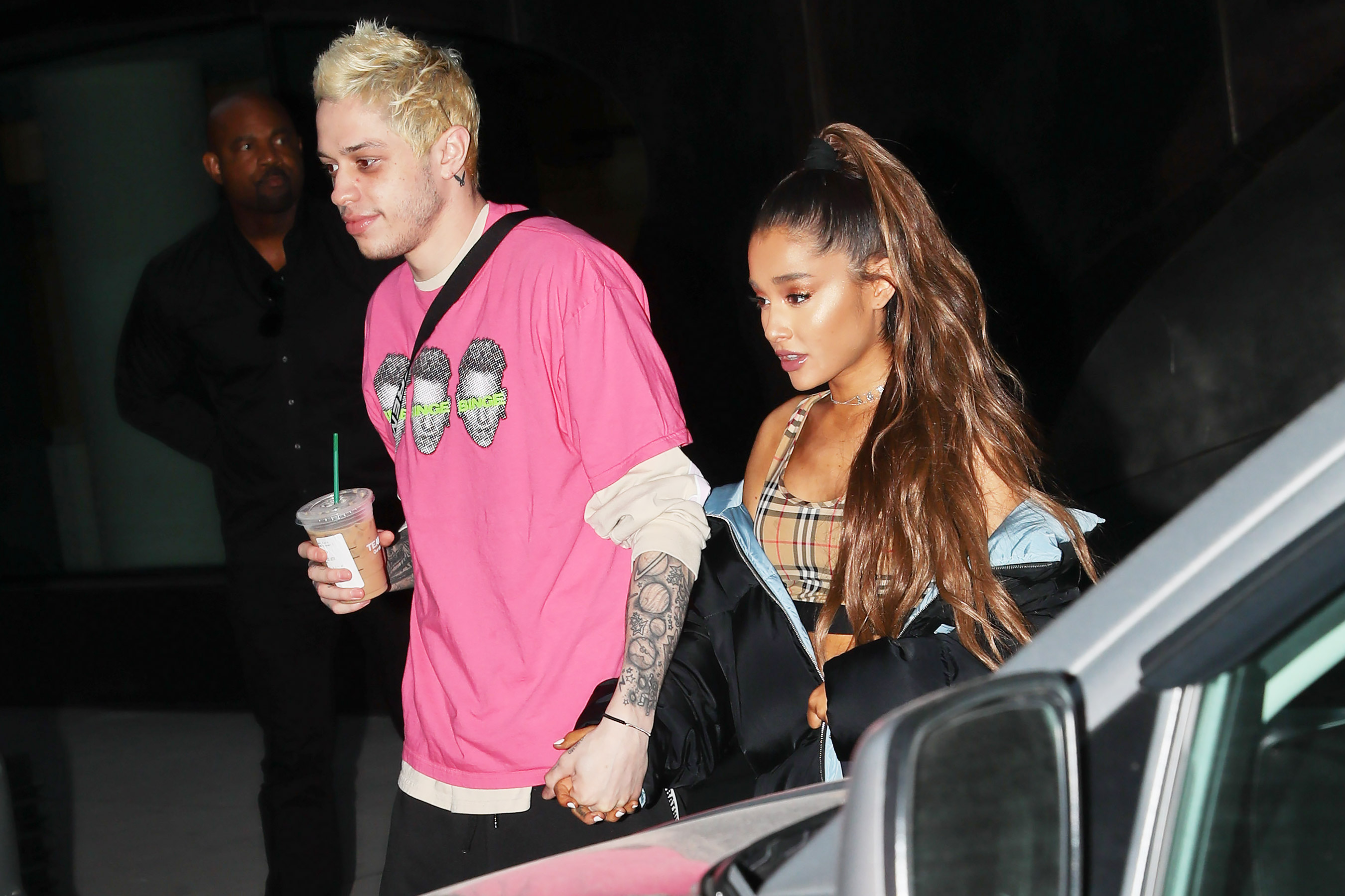 Pete Davidson Feels 'Constantly Bullied' as Ariana Grande Jokes About Split in New Video: Source