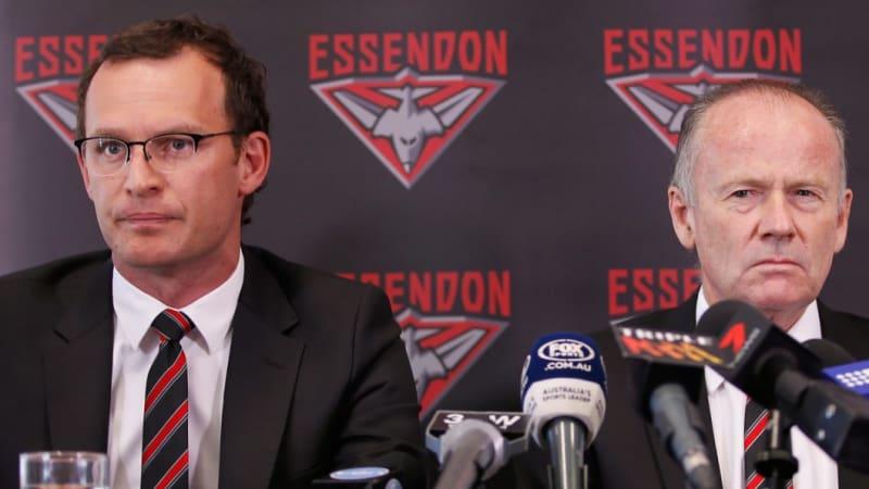Essendon lock in three-decade pokies lease