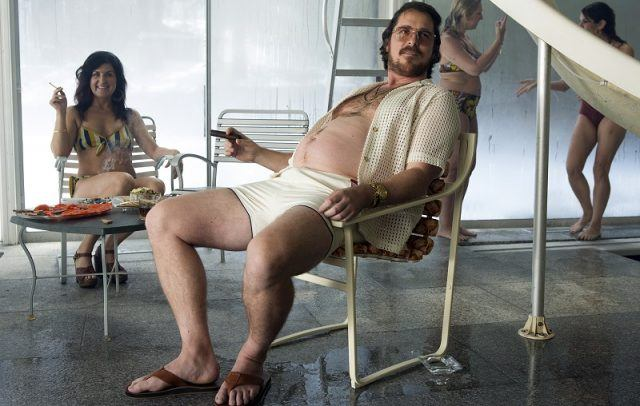 What Did Christian Bale Say About Gaining Weight For 'Vice?'