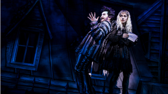 Pre-Broadway Review: 'Beetlejuice'
