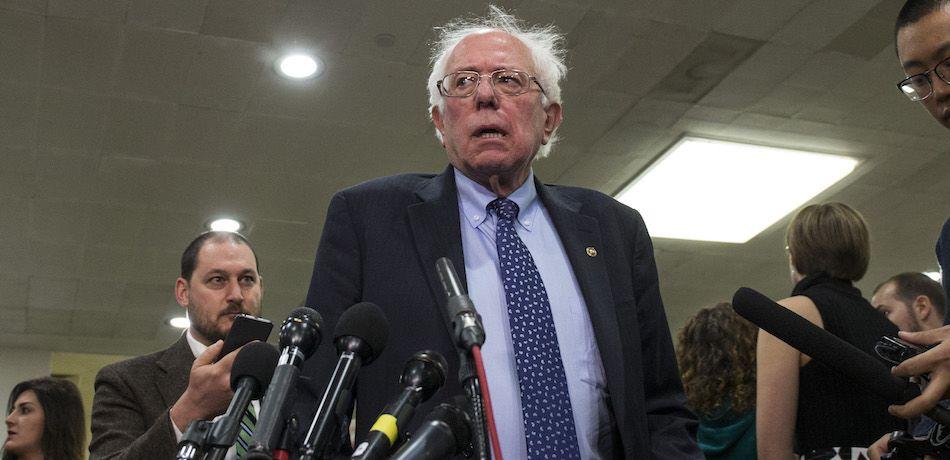 Bernie Sanders Fails To Top 20 Percent In Iowa 2020 Poll Despite 96 Percent Name Recognition, Biden Takes Lead