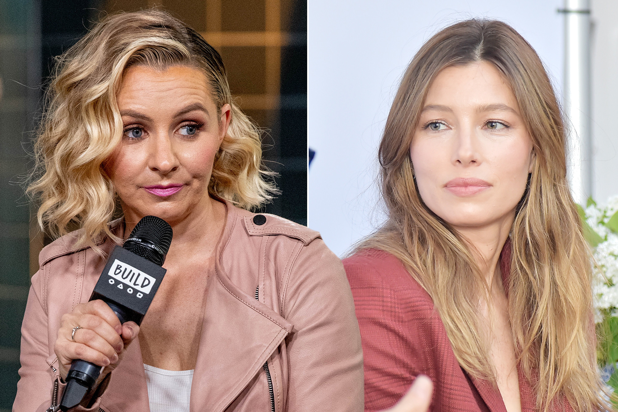 How Jessica Biel comforted Beverley Mitchell after her miscarriage