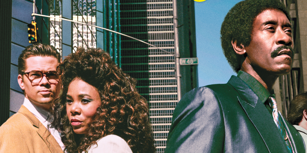 Don Cheadle, Andrew Rannells & Regina Hall Star in 'Black Monday' – Watch the Teaser!