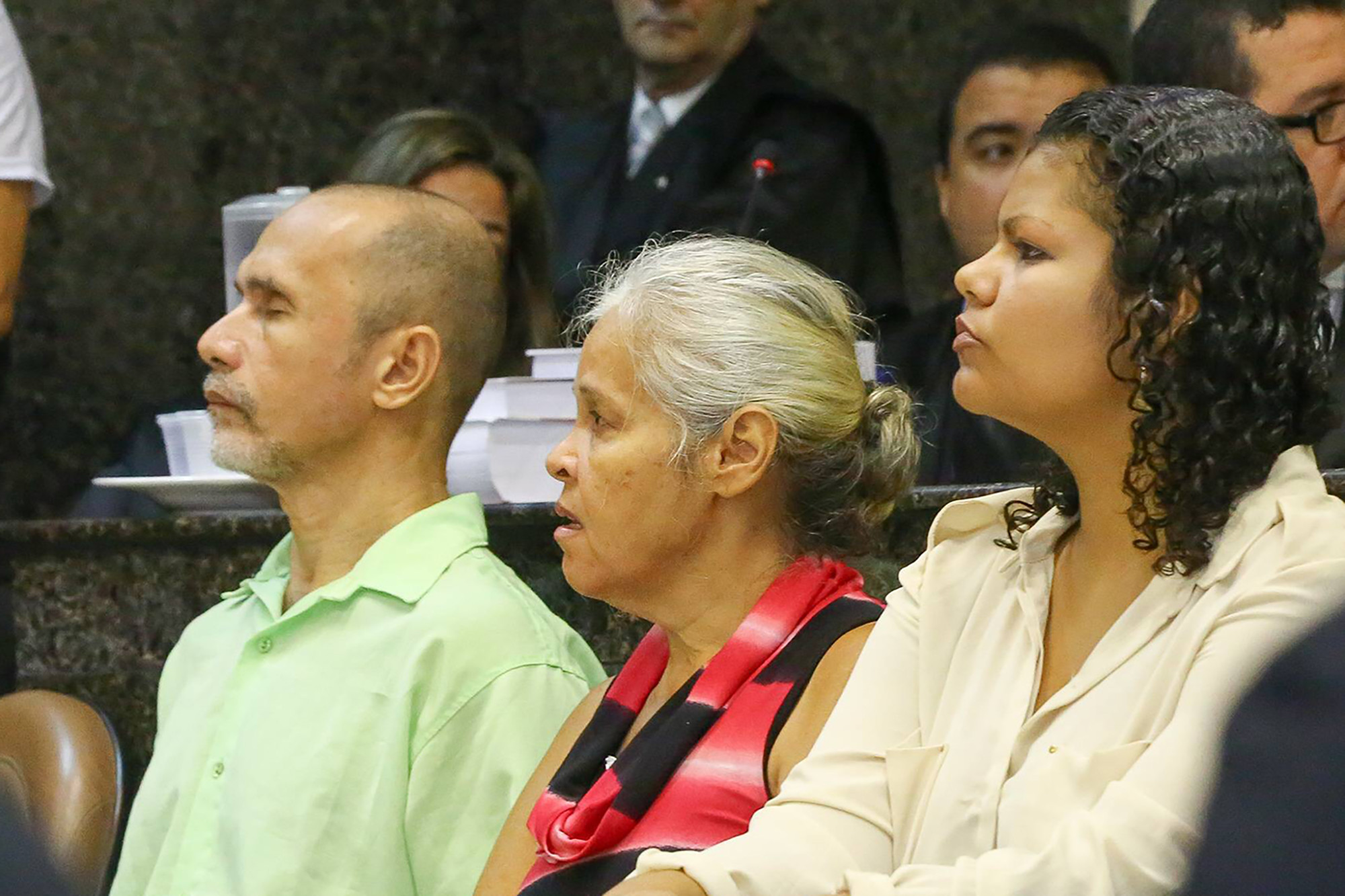 Cannibal trio sentenced for killing women, stuffing flesh into pastries