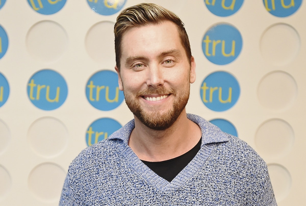 The *NSYNC Song Lance Bass Wants To Retire Will Make The '90s Kid In You Laugh – EXCLUSIVE