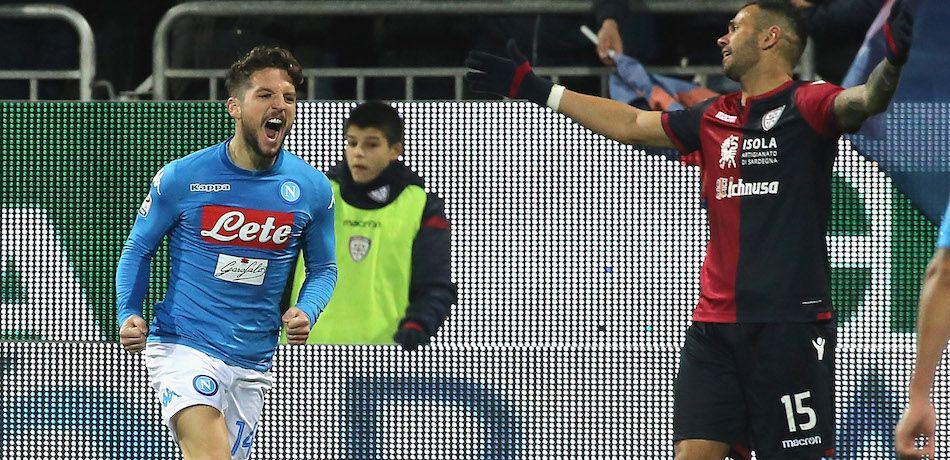 Watch Cagliari Calcio Vs SSC Napoli Live Stream: Start Time, Preview, Watch Serie A Round 16 Match Live Online