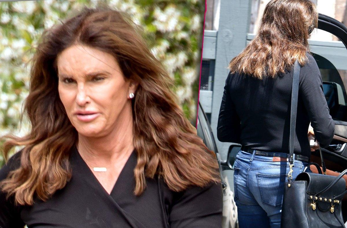 Nip & Tuck! Caitlyn Jenner's Secret Butt Lift Exposed