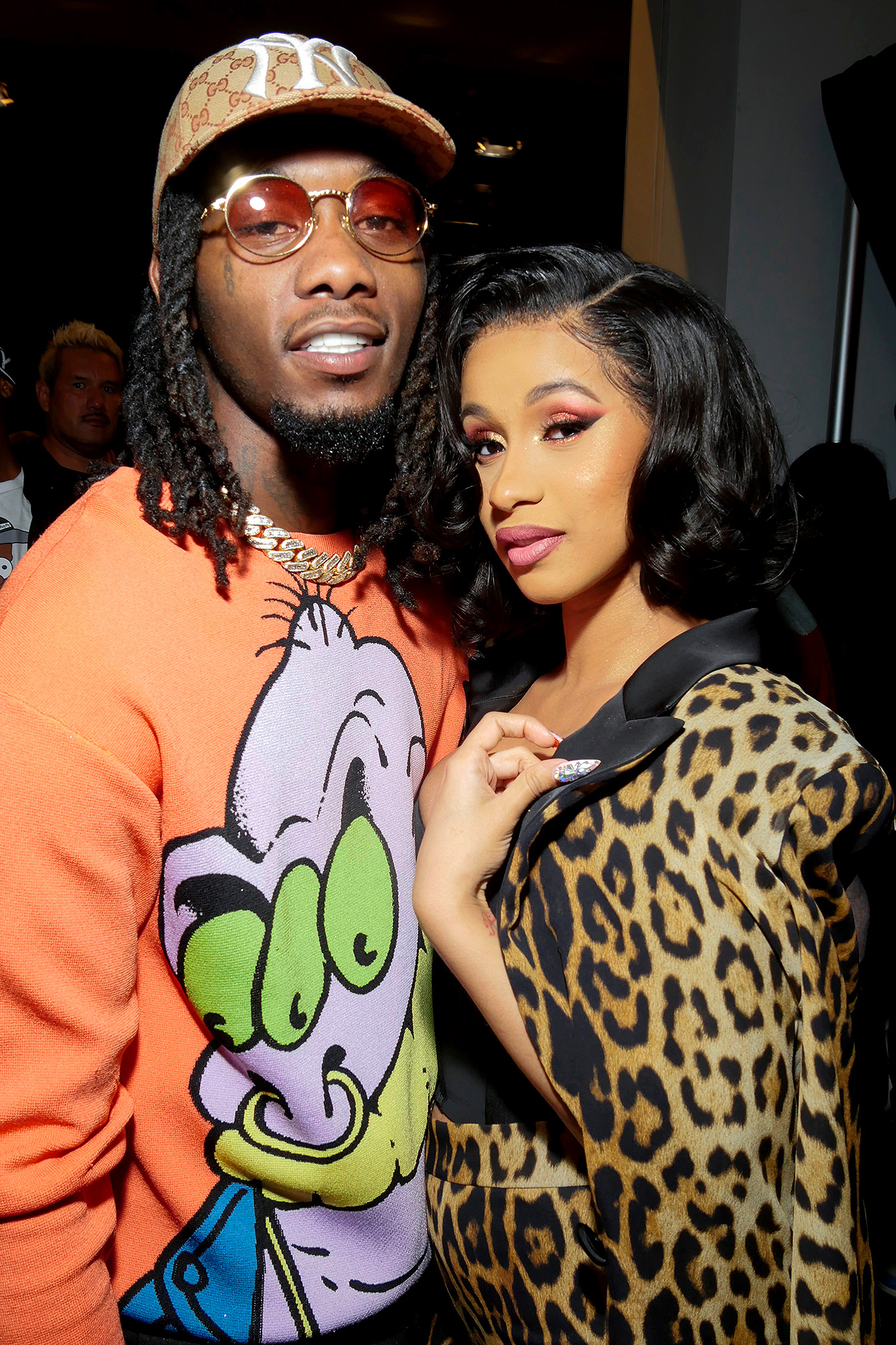 Offset Spoils Ex Cardi B on Christmas with 4 Hermès Birkin Bags, 8 Pairs of Christian Louboutin Heels